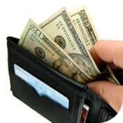 get an advance for your checking account