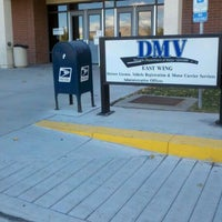 Go the the LV DMV to get your verification.